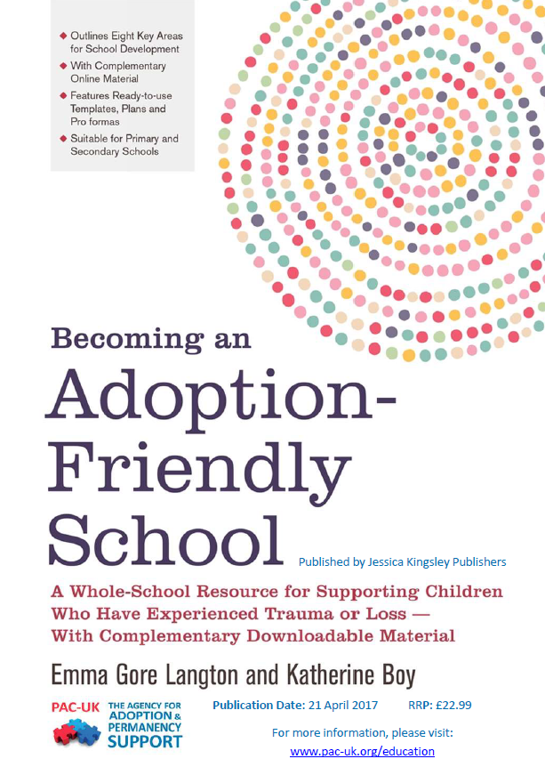 education support pac uk as an adoption friendly school we work hard to