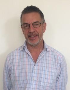 Peter Sandiford, PAC-UK CEO