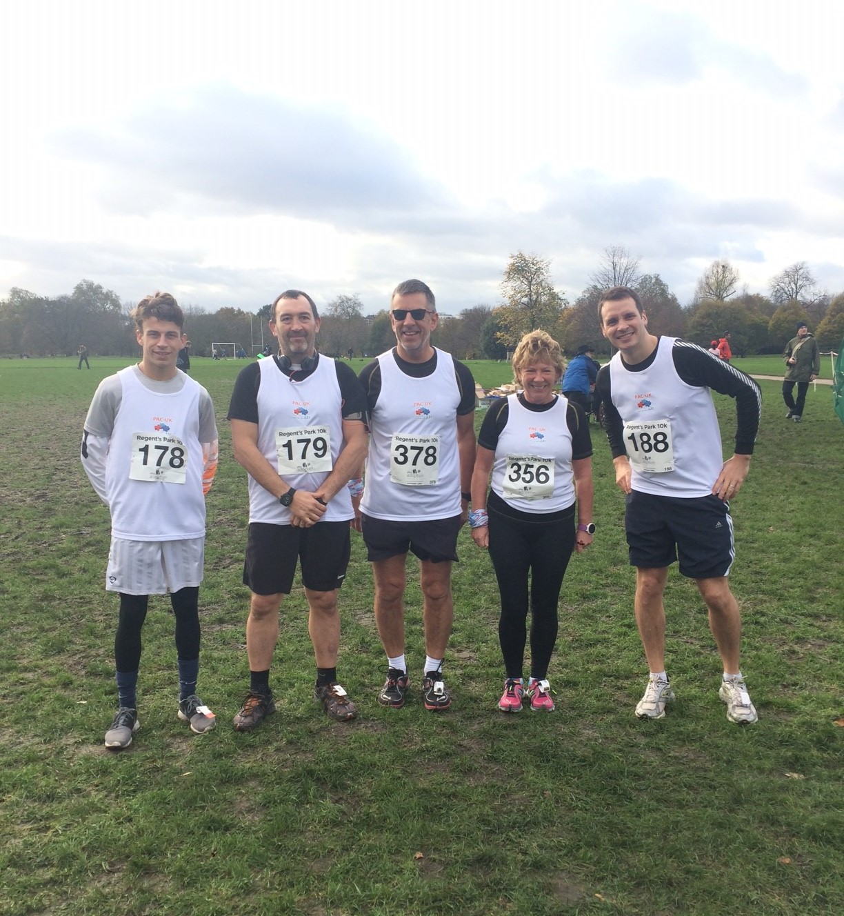 Team PAC-UK 2015