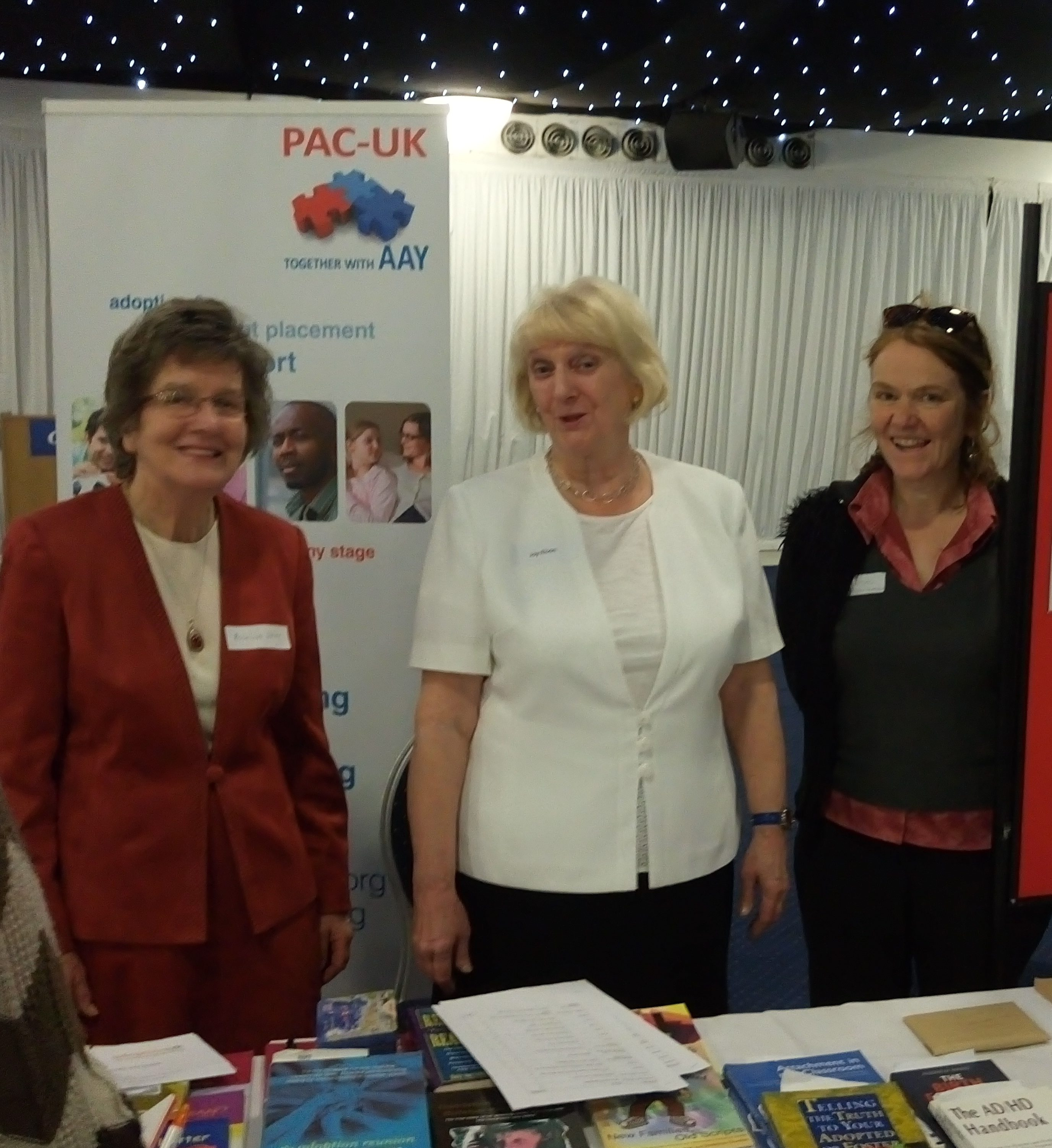 PAC-UK Friends Group