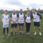 PAC-UK's 2015 10k Team